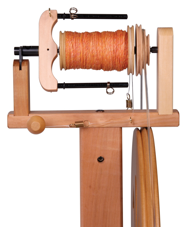 A460 Kiwi Sliding Hook Flyer and Bobbin Image