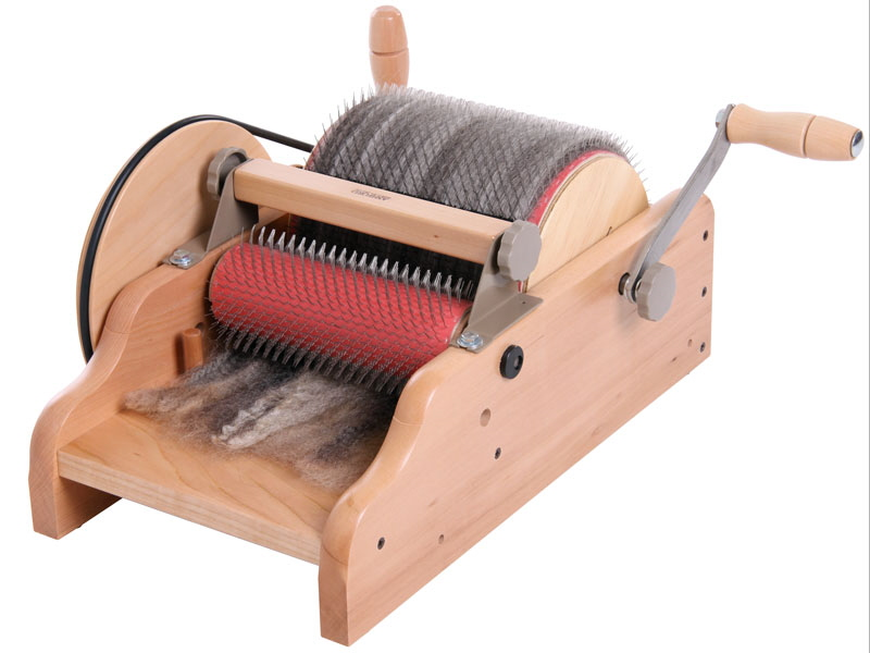 A129 Drum Carder - Coarse - 36 point WHILE STOCKS LAST Image