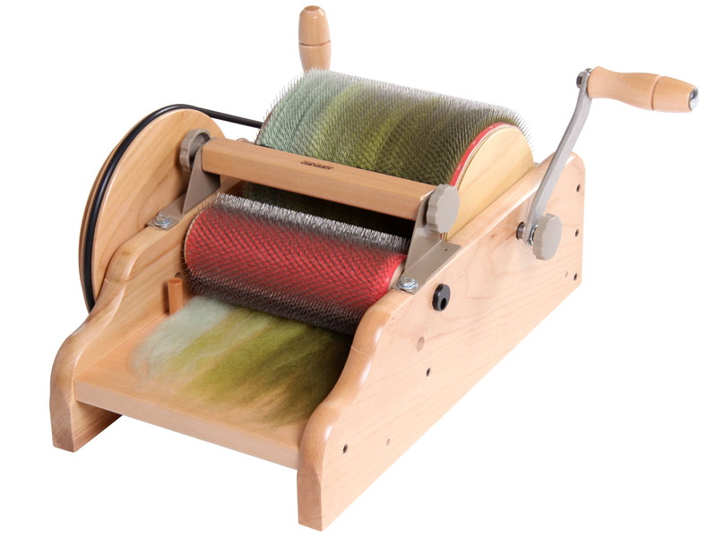 A131 Drum Carder - Fine - 72 point Image