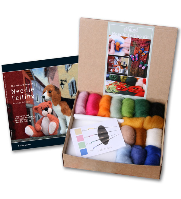A452 Needle Felting Kit Image