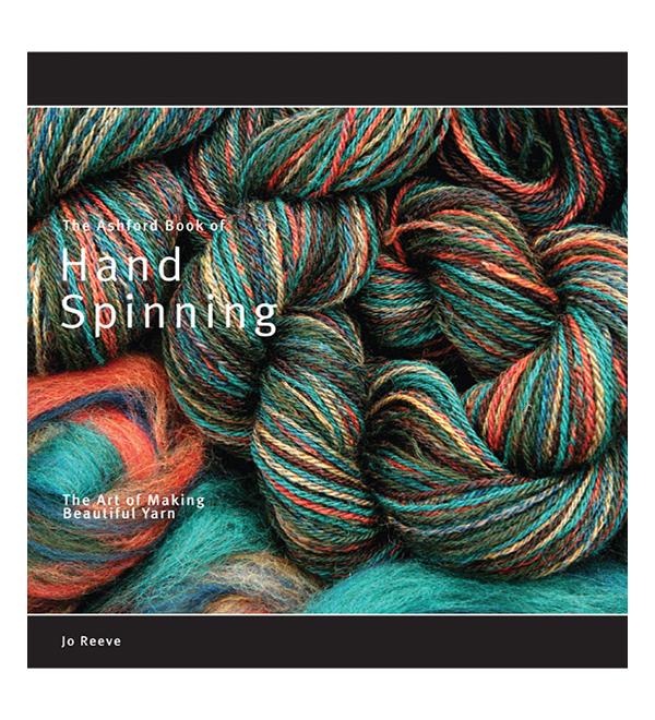 B45 Ashford Book of Handspinning - Jo Reeve Image
