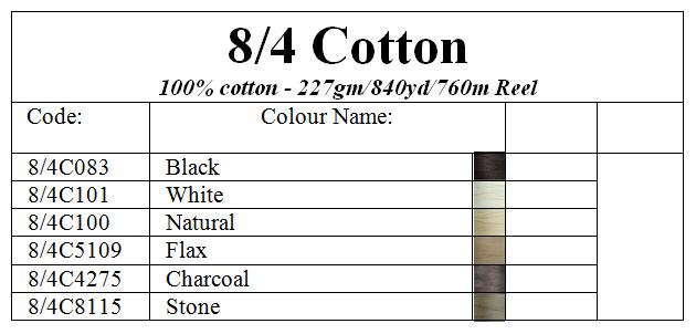 8/4 Cotton Image