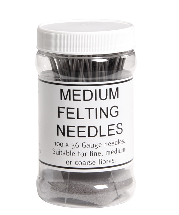 H134 Felting Needles (100) Image